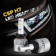 h7 philips led headlight bulb for kia optima sedona sportage