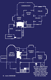 Blueprints House Charmed House Blueprint By Caris94 On Deviantart