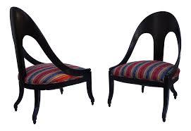 burke slipper chair cover 100 images burke slipper chair