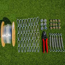 Amazon.com : Batting Cage Netting Wire Tension Kit - Everything ... How Much Do Batting Cages Cost On Deck Sports Blog Artificial Turf Grass Cage Project Tuffgrass 916 741 Nets Basement Omaha Ne Custom Residential Backyard Sportprosusa Outdoor Batting Cage Design By Kodiak Nets Jugs Smball Net Packages Bbsb Home Decor Awesome Build Diy Youtube Building A Home Hit At Details About Back Yard Nylon Baseball Photo