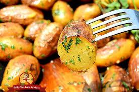 cuisiner la pomme de terre pommes de terre grenaille sautées petits plats entre amis