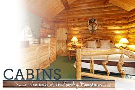 1 Bedroom Cabins In Pigeon Forge Tn by Smoky Mountain Cabin Rentals In Gatlinburg Pigeon Forge Sevierville