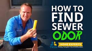 Bathroom Smells Like Sewage Gas by How Do I Find A Sewer Odor Youtube