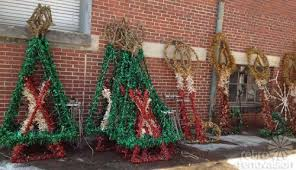 Vintage Downtown Christmas Decorations