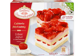 erdbeer joghurt kuchen schnitten coppenrath wiese