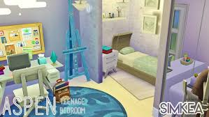 Aspen Teenage Bedroom At Simkea