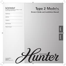 Hunter Ceiling Fan Install by Hunter Ceiling Fan Installation Manual Pdf Download Ceilingpost