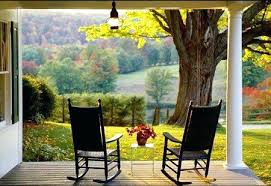 Black Rocking Chairs For Front Porch Rocking Chairs For Front