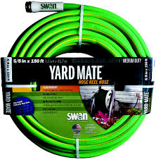100 7m To Feet Colorite Swan SNHR58150 Garden Hose Reinforced 58 Inch By 150 Foot
