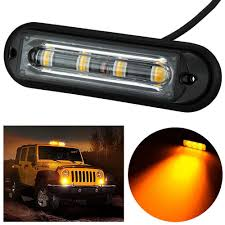 4 LED Car Truck RV Emergency Beacon Flash Light Bar Hazard Strobe ... 75 36w Led Light Bar For Cars Truck Lights Marine High Quality 4 Led Car Emergency Beacon Hazard 50inch Straight Led Light Bar Mounting Brackets Question Jeep Cherokee Forum Inchs 18w Cree Light Bar Work Spot Lamp Offroad Boat Ute Car Double Side 108w Beacon Warning Strobe 6 Smd Work Reversing Red 15 11 Stop Turn Tail 3rd Brake Cheap Rooftop Better Than Stock Lights Toyota Fj 18 108w Cree 3w36 8600lm Off Road Atv