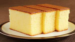 Simple Eggless Vanilla Sponge Cake Recipe No Oven Sponge cake