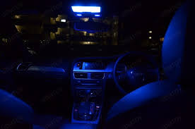 Audi LED Interior Package 3