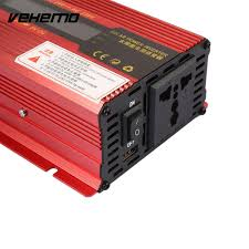 VEHEMO 800W Solar Sine Wave Adapter Truck Power Inverter Car ... Tundra Invter 120vac 12vdc 1500w 2 Outlets 45mr76m1500 New Super For Truck And Bus Market Projecta Buy Generic Convter Car Premium Dc12v To Ac220v 3000w 500w Watt Truck Boat Power Dc 48v Ac 220v 50hz Best Powerdrive Pd1500 With Bluetooth Tech Cheap Find Deals On Line At Alibacom 12v 110v 1200w Charger Vehemo 800w Solar Sine Wave Adapter Tripp Lite Pv1800hf 1800w 300w Pure S300 Pana Pacific