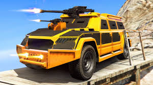 WORLD'S STRONGEST BATTLE TRUCK EVER! (Gta 5 DLC) - YouTube