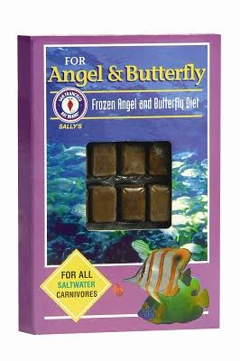 San Francisco Bay Brand Angel and Butterfly Fish Food Diet 3.5 oz
