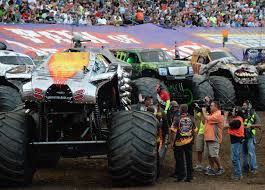 100 Trucks Plus Yakima Toughest Monster Truck Tour Is Coming To