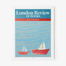 LRB 2019 Issue Cover Calendar The LRB Store