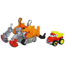 Buy Tonka Chuck Motorized Tool Rig And Chuck In Cheap Price On ... Tonka Playskool Chuck Friends Dump Fire Emergency Trucks Garbage Talkin My Talking Dump Truck Says Over 40 Phrases Moves Amazoncom Interactive Rumblin Toys Games And Friends Race Along Chuck Gamesplus Interframe Media Die Cast Truck For Use With Twist Trax Hasbro The 1999 Toy And Get To Work Book 50 Similar Items Btsb Playskool Race Along Power Play Yard Chuck Dump Babies
