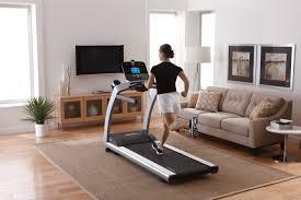 fitness t5 laufband mit track konsole