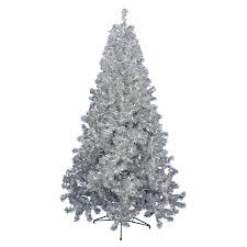 Vickerman 8 Ft Pre Lit Artificial Christmas Tree With 600 Constant White Clear Incandescent