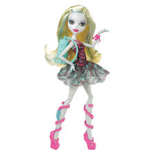 Monster High Dance Doll Lagoona From Smyths Toys Superstores