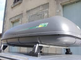 coffre de toit feu vert 420 amélioration de la rénovation