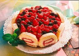 joghurt früchte torte