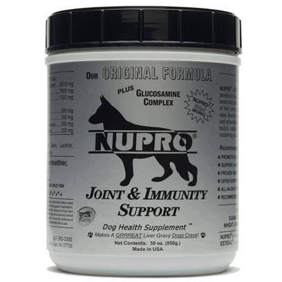 Nutri-Pet Nupro Joint And Immunity Support Dog Health Supplement - 850g