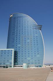 100 W Hotel In Barcelona Spain In License Download Or Print For 3100