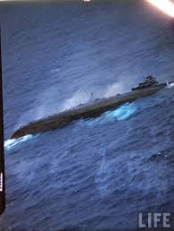 Uss America Sinking Location by More Life Sinking Of Uss Salt Lake City