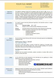 41 Resumes Samples 2018 Essential Internship Resume Example 2 Equipped Although Format With Medium