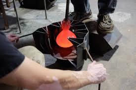 Glass Hand Blown Pumpkins by Belle Mead Glass U2013 Hand Blown Glass Lighting Design