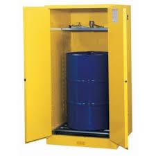 flammable storage cabinets justrite 896260 55 gallon sure grip