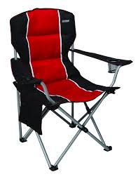 Timber Ridge Camping Chair With Table by Folding Camp Chair With Side Table