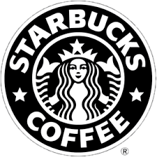Starbucks Black White Logo Png Summer Likeforlike Like