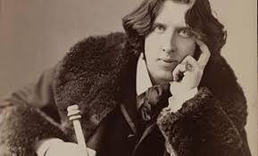 Oscar Wilde Courtesy Of The Library Congress