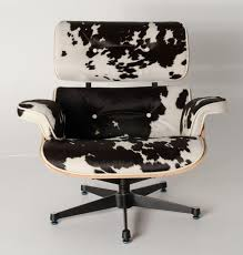 Replica Eames Lounge Chair+ottoman - Black Cowhide Leather ... Eames Lounge Chair And Ottoman For Herman Miller For Sale At Yadea Pv0211d Reproduction Album On Imgur Chair Ottoman Replica Review Mhattan Home Design Version Black Leather Details About Holy Grail 1956 W Swivel Boots 670 671 12 Things We Love About The White Vitra American Cherry Black Leather And Cushions Bedroom