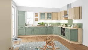 salbei ahorn nachbildung landhaus l küche