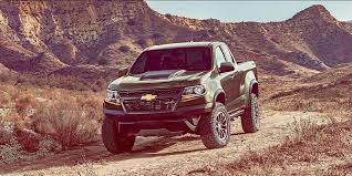 100 Chevy Truck Performance 2018 Colorado ZR2 Chevrolet Of Naperville