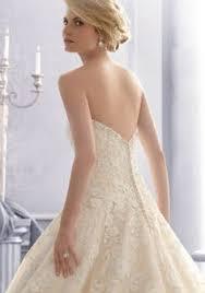 mori lee bridal madeline gardner beautiful duchess satin tulle