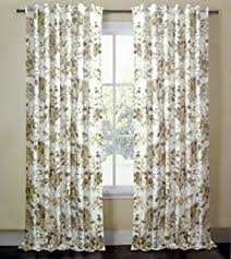 amazon com cynthia rowley window curtain panels 52 inches by 96