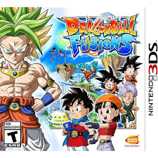Dragon Ball Z Decorations by Dragon Ball Fusions Nintendo 3ds Walmart Com