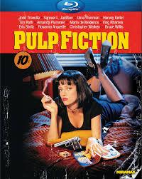 100 Blu Home Video PULP FICTION Ray Miramax 1994 Alliance