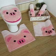 Large Modern Bathroom Rugs by Bathroom Pink Bathroom Rugs 47 Cute Ideas For Rose Pink Bath