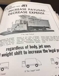 100 Diamond T Truck History Classic Refuse Rucks NEWS
