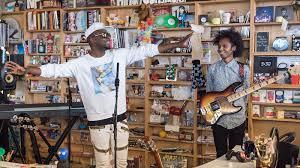 Watch Wyclef s NPR Tiny Desk Concert