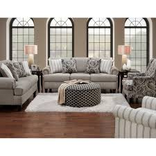 Ergonomically Correct Living Room Furniture by Fusion Furniture 2790 Stationary Living Room Group Lindy U0027s