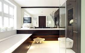 herunterladen hintergrundbild badezimmer 4k braun design