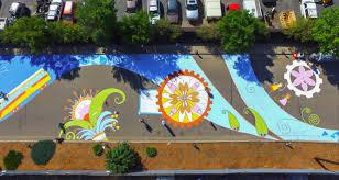 Denver Colorado Airport Murals by Street Mural Aurora Colorado