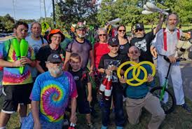 L5p Halloween Parade by Atlanta Jugglers Association 2017 Halloween Parade